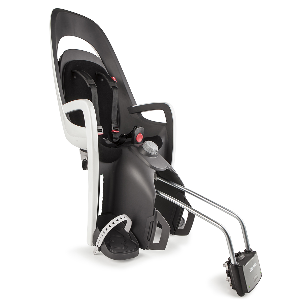 Baby chair on bike - Caresswith
