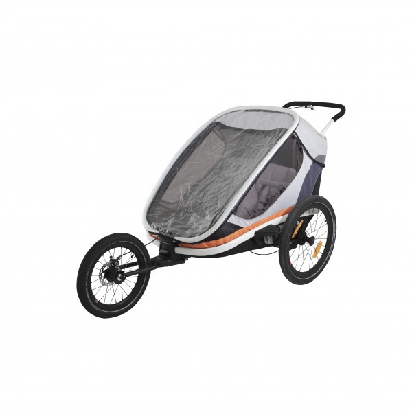 Hamax outback bicycle trailer jogger
