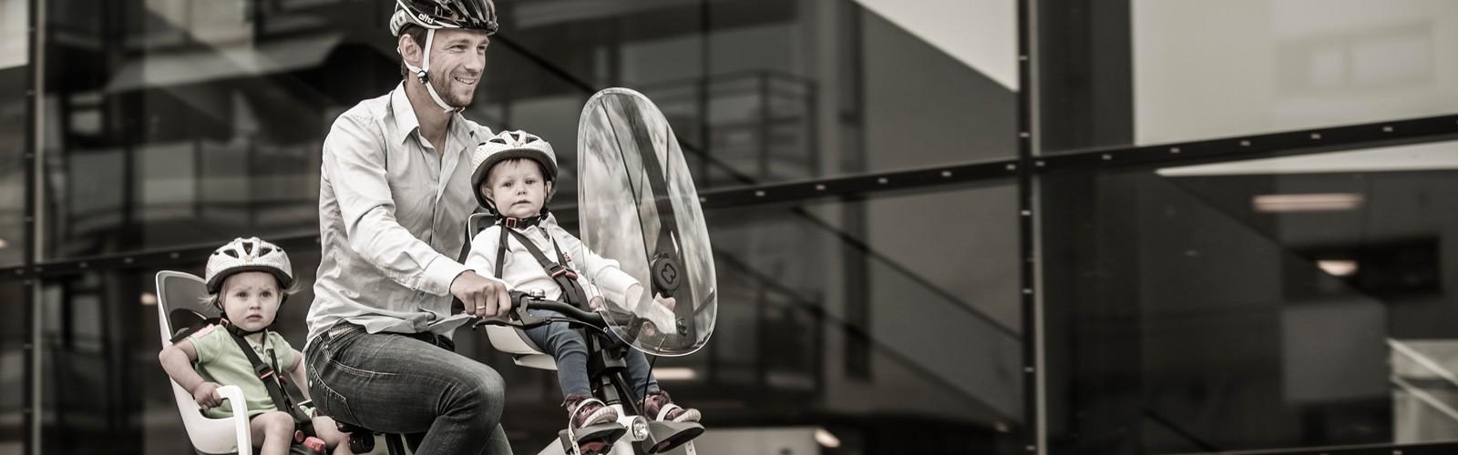 Hamax Observer vorn montierter fahrradsitze