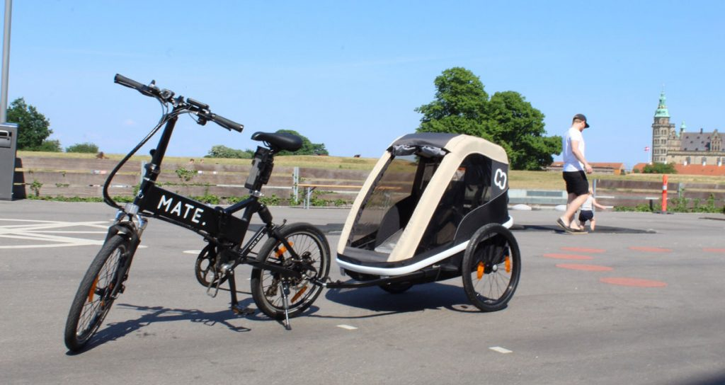 Hamax Avenida Bicycle Trailer