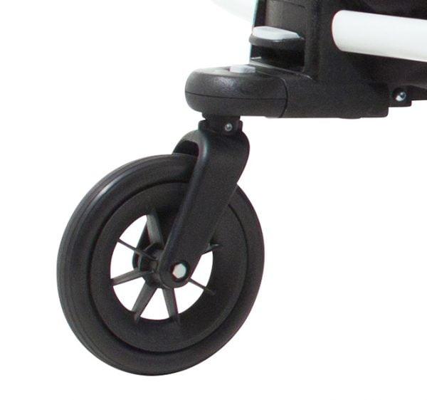 Hamax Outback strollerhjul til sykkelvogn